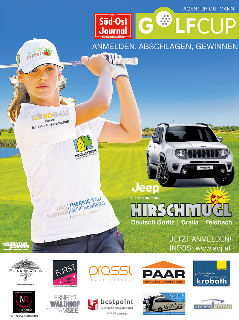 Süd-Ost Journal Golf Cup 2019