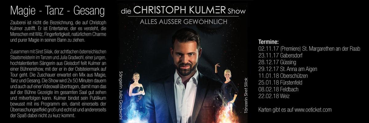 Zaubershow mit Christoph Kulmer 7 8