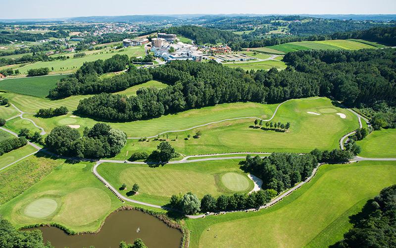 Die Golfschaukel Stegersbach