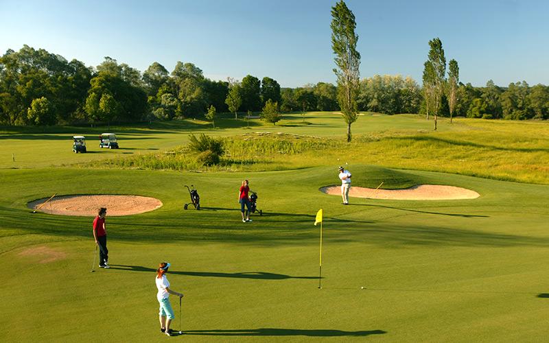 Golfplatz Loipersdorf