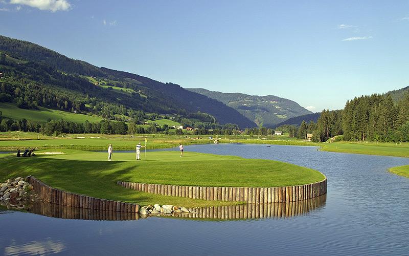 Golfplatz Murau Kreischberg