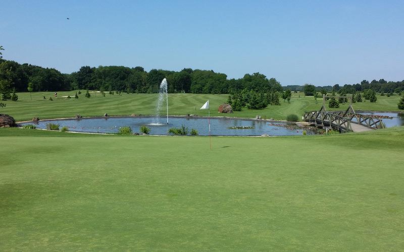 Golfplatz Lavida