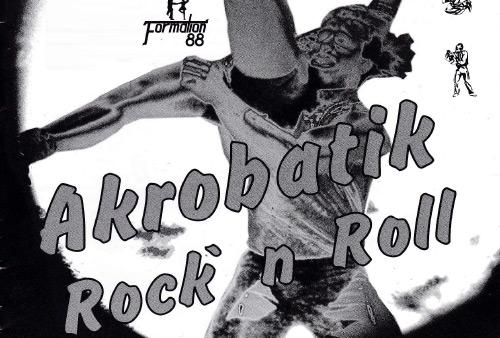 Akrobatik Rock n Roll